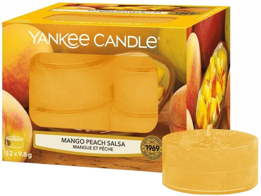 7784 yankee candle cajove svicky mango peach salsa 12 ks