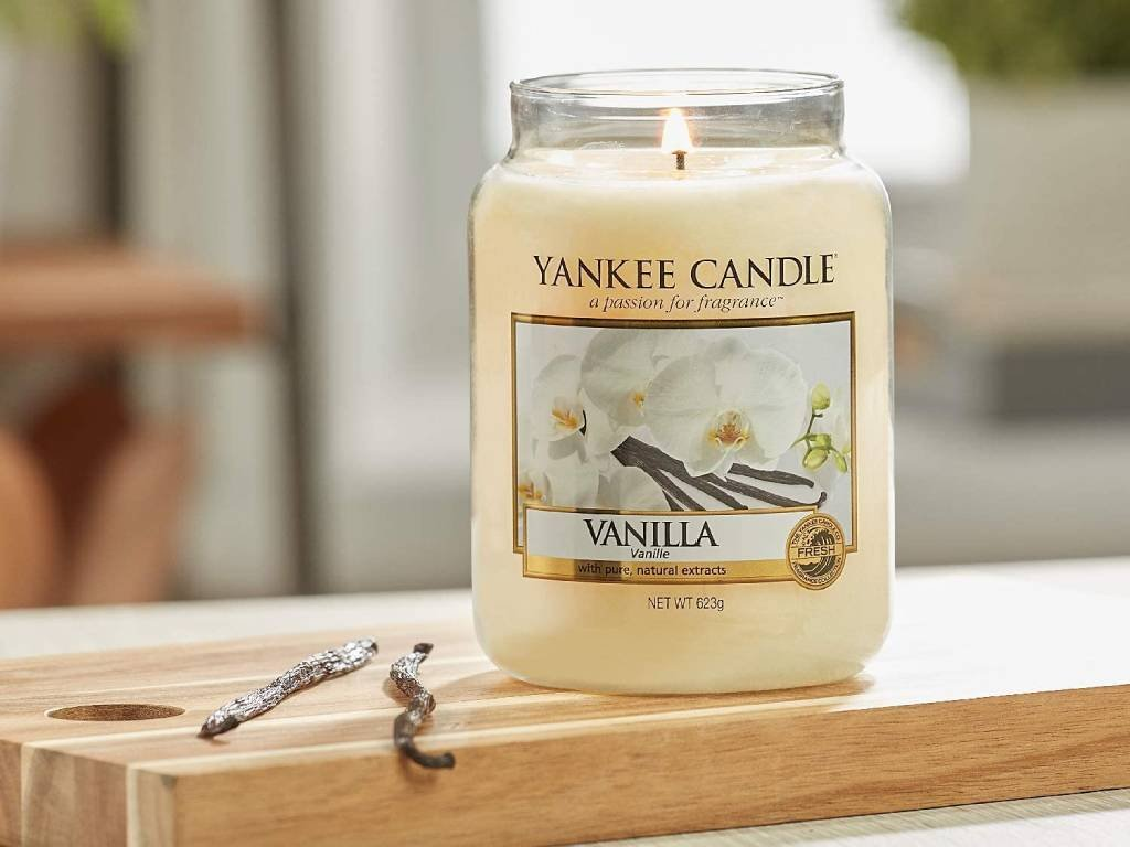 8129 yankee candle votivni svicka vanilla