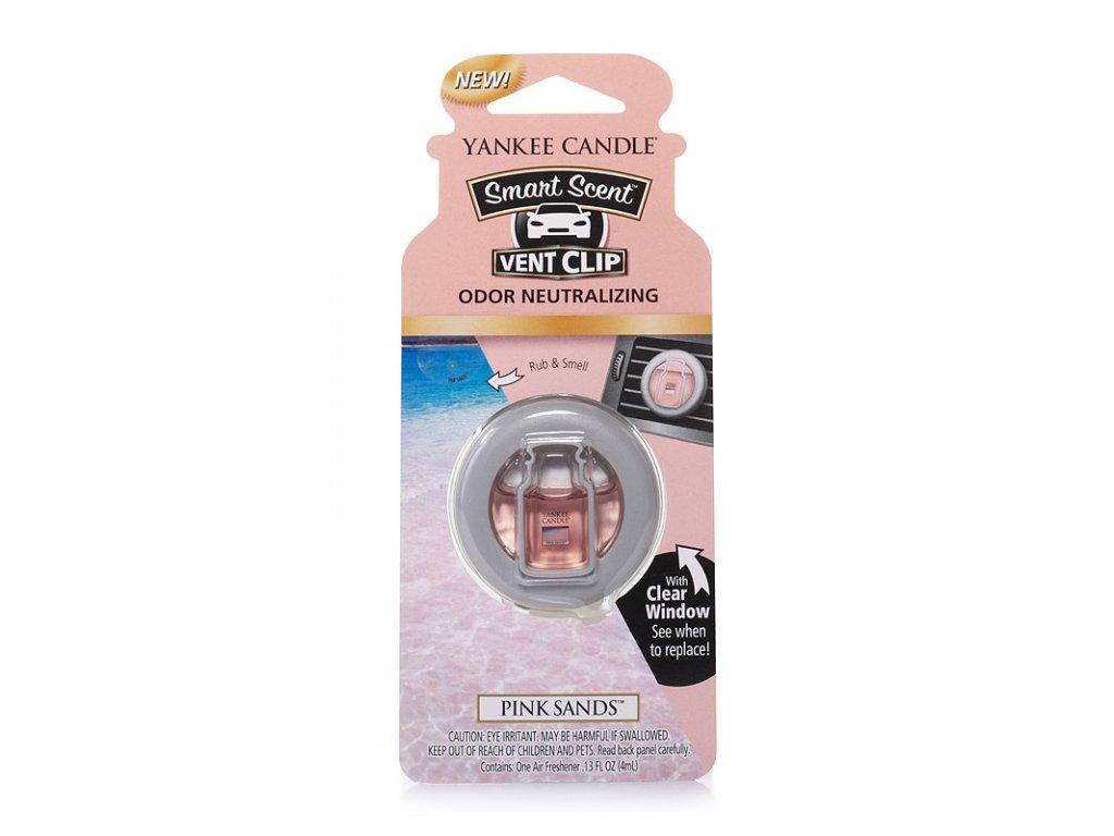 8423 yankee candle vonny klip do ventilace pink sands