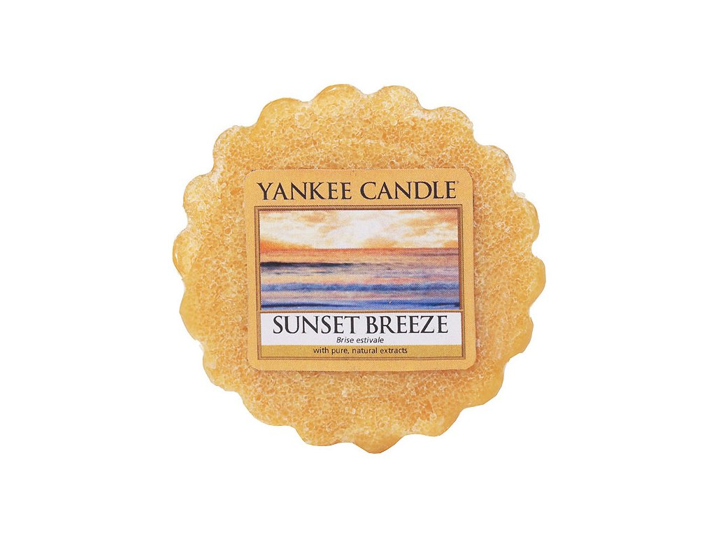 8474 yankee candle vonny vosk sunset breeze