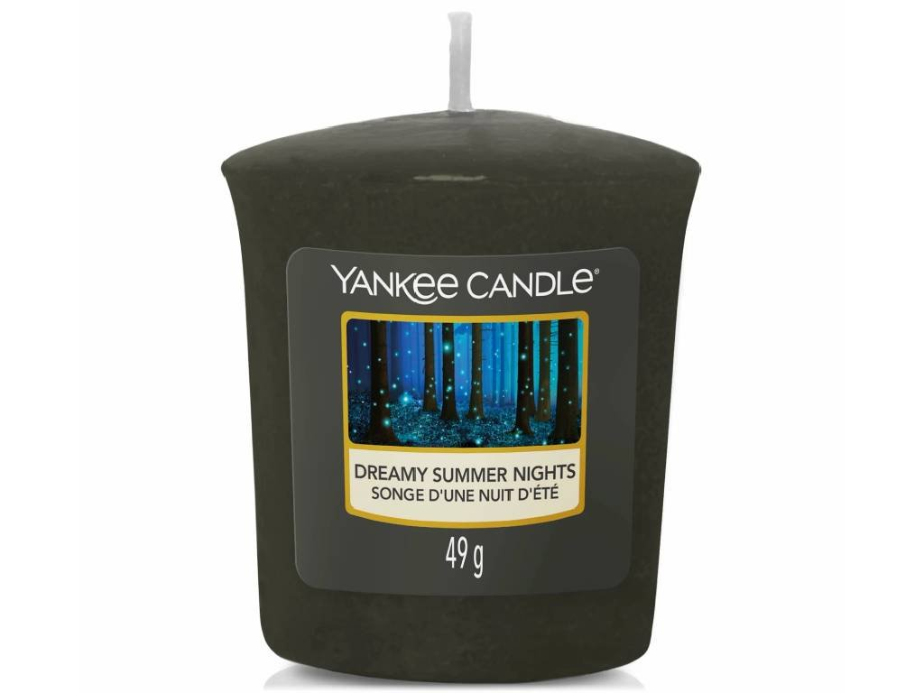 yankee candle dreamy summer nights votivni