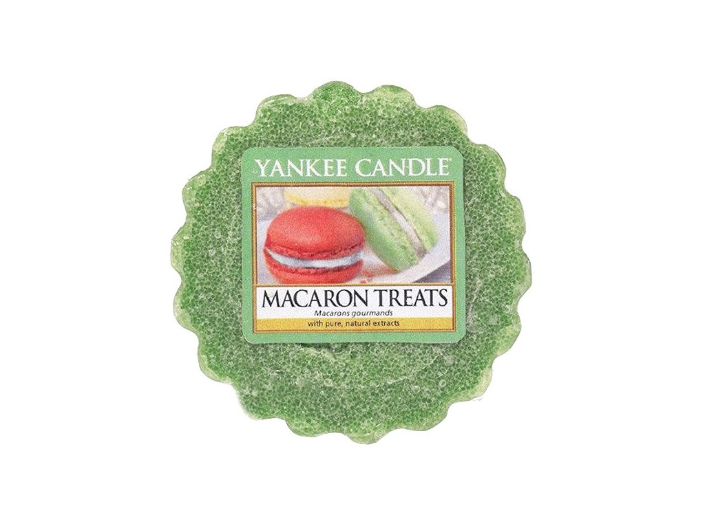 8744 yankee candle vonny vosk macaron treats