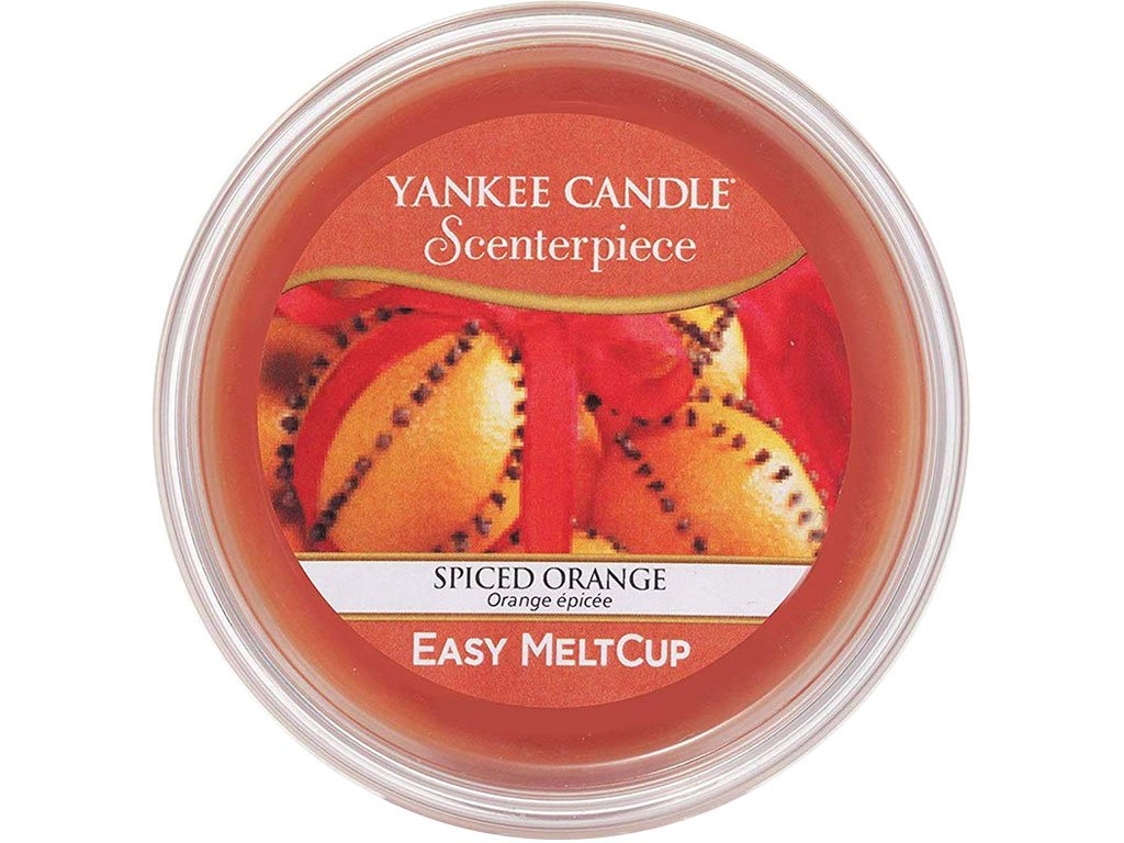 8786 yankee candle vosk spiced orange easy meltcup
