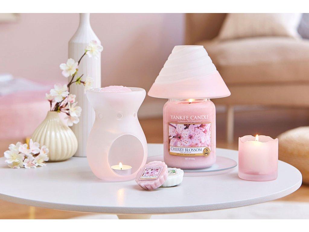 8840 yankee candle cajove svicky cherry blossom 12 ks