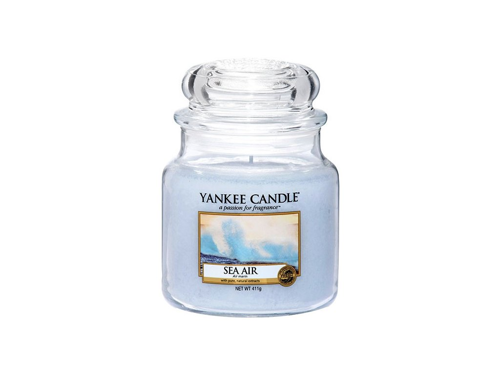 9011 yankee candle vonna svicka sea air stredni