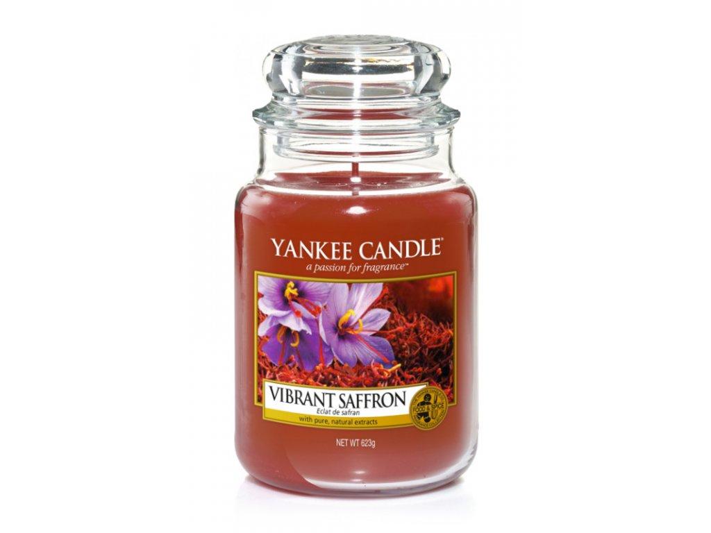 9479 yankee candle vonna svicka vibrant saffron velka
