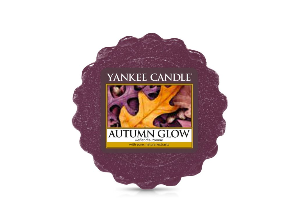 9545 yankee candle vonny vosk autumn glow