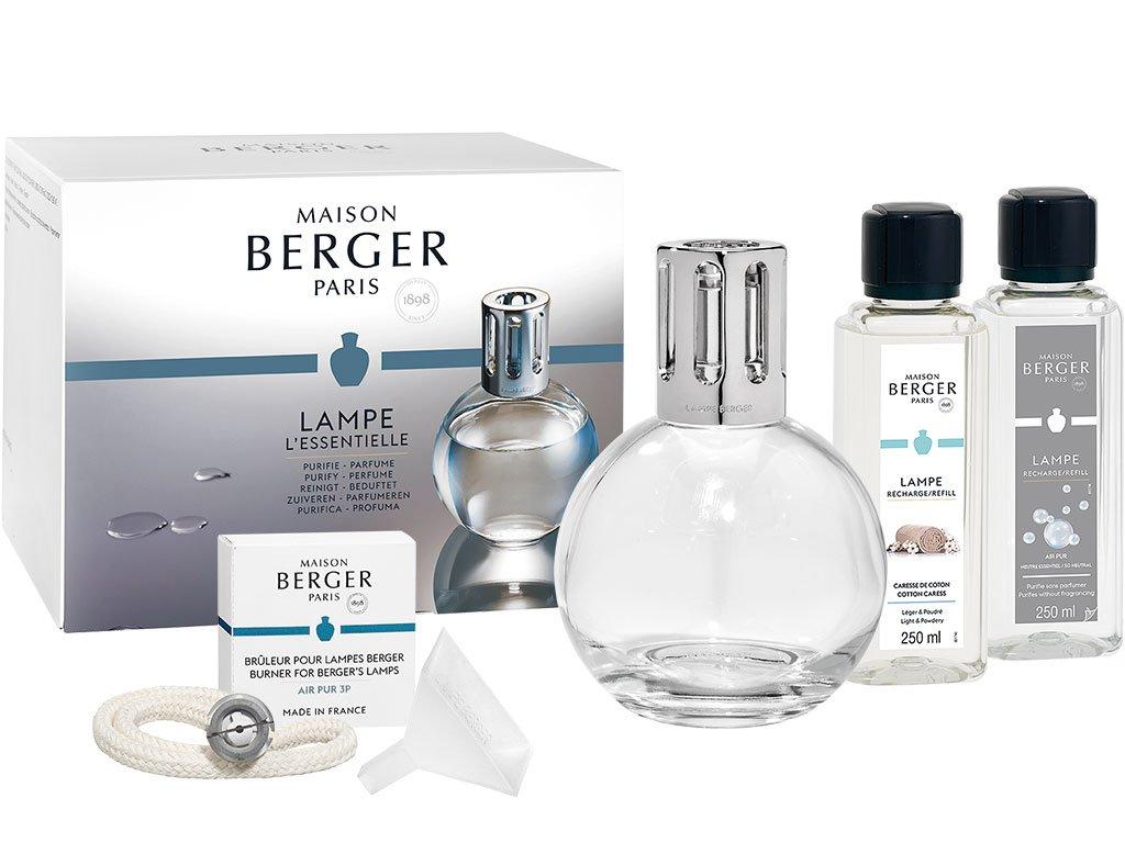 maison berger paris essential sada katalyticke lampy round