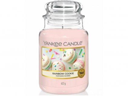 10082 yankee candle vonna svicka rainbow cookie velka