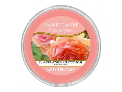 10121 yankee candle vosk sun drenched apricot rose easy meltcup