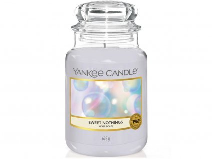 10124 yankee candle vonna svicka sweet nothings velka