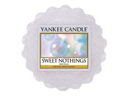 10136 yankee candle vonny vosk sweet nothings