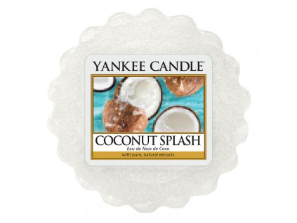 10295 yankee candle vonny vosk coconut splash