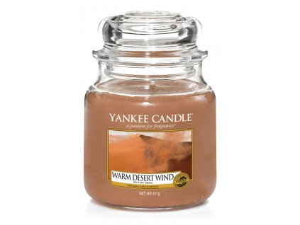 10349 yankee candle vonna svicka warm desert wind stredni