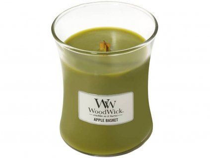 woodwick apple basket stredni