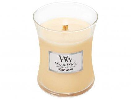 woodwick honeysuckle stredni