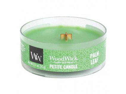 10628 woodwick petite candle vonna svicka palmovy list