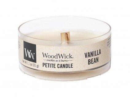 10709 woodwick petite candle vonna svicka vanilka
