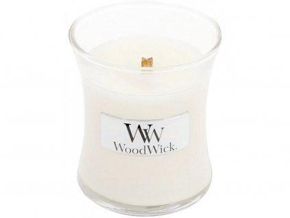 woodwick mala svicka white tea jasmine