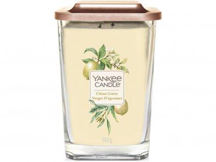 yankee candle citrus grove vicko velka