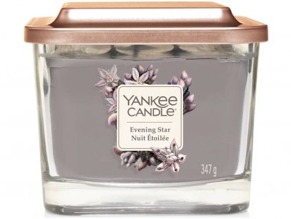 yankee candle evening star vicko stredni