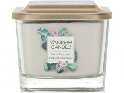 yankee candle exotic bergamot vicko stredni