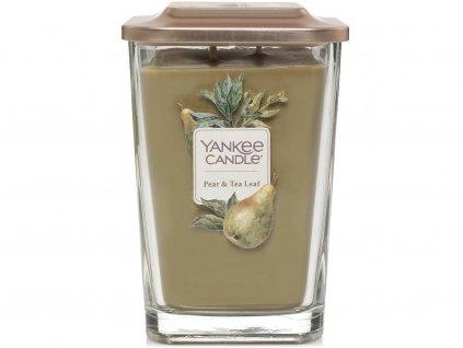 yankee candle pear tea leaf vicko velka