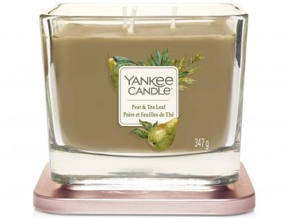 11018 yankee candle elevation vonna svicka pear tea leaf stredni