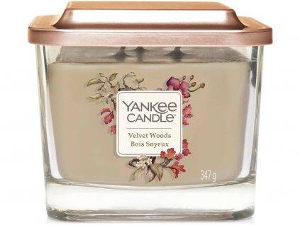 yankee candle velvet woods vicko stredni