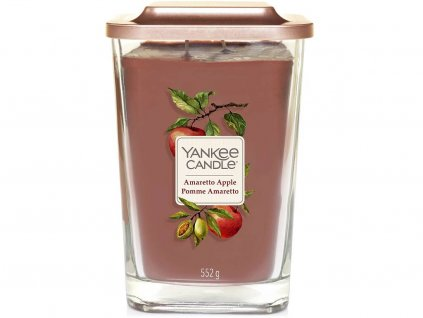 yankee candle amaretto apple vicko velka