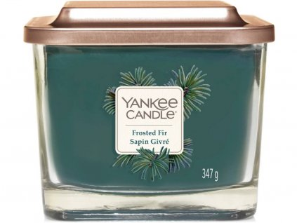 yankee candle frosted fir vicko stredni