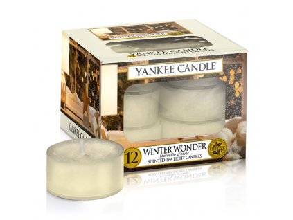 11147 yankee candle cajove svicky winter wonder 12 ks