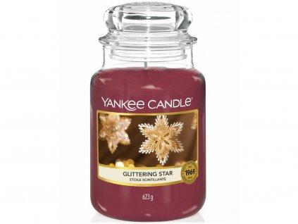 11153 yankee candle vonna svicka glittering star velka