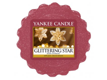 11165 yankee candle vonny vosk glittering star