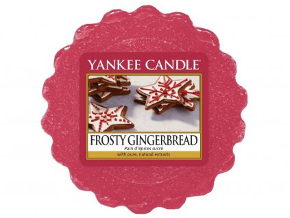 yankee candle frosty gingerbread vosk