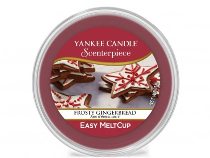 11192 yankee candle vosk frosty gingerbread easy meltcup