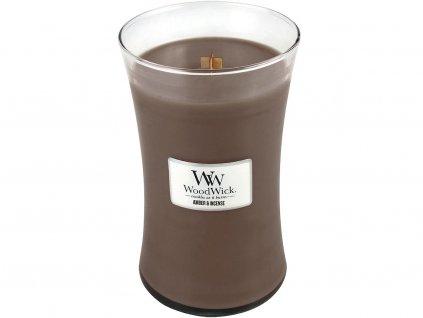 woodwick svicka amber incense velka 1