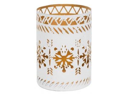 11552 woodwick svicen na petite candle svicku white snowflake