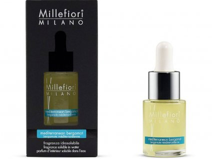 11639 millefiori milano natural vonny olej mediterranean bergamot 15 ml
