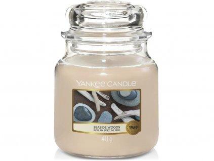 yankee candle seaside woods stredni