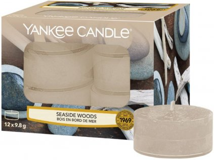 yankee candle seaside woods cajovky