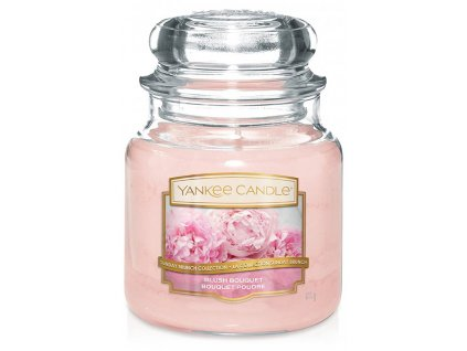 11684 yankee candle vonna svicka blush bouquet stredni