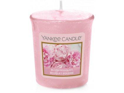 11693 yankee candle votivni svicka blush bouquet
