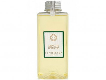 11897 locherber milano napln do difuzeru absolute green tea 250 ml