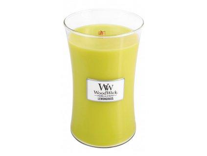 13076 woodwick vonna svicka citronova trava 609 g