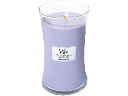 woodwick svicka lavender spa velka