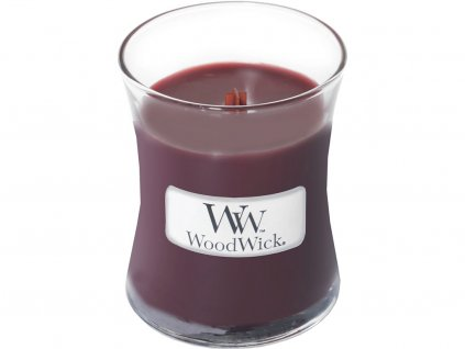woodwick svicka black cherry mala 1