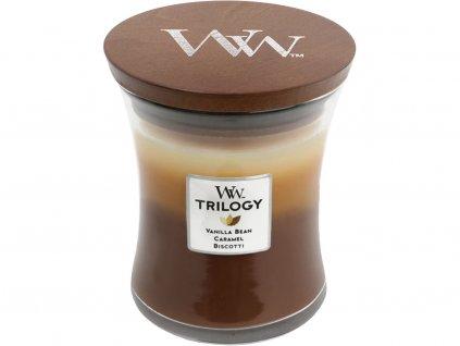 13196 woodwick trilogy vonna svicka dezert v kavarne 275 g