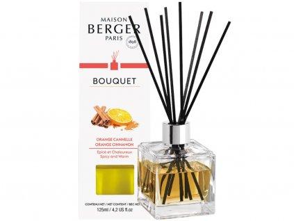 13241 parfum berger aroma difuzer cube pomeranc a skorice 125 ml