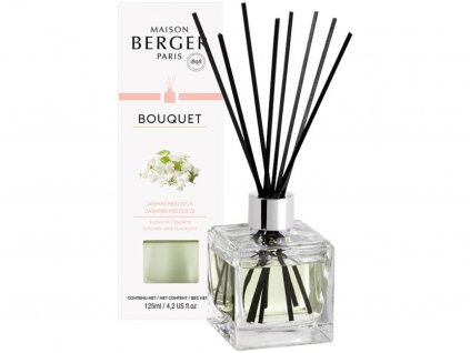 13250 parfum berger aroma difuzer cube vzacny jasmin 125 ml